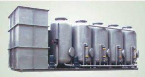 AIr Flotation and Filtration Machine