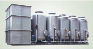 Air Flotation and Filtration Machine