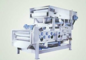 Sludge Concetrating And Dewatering Machine