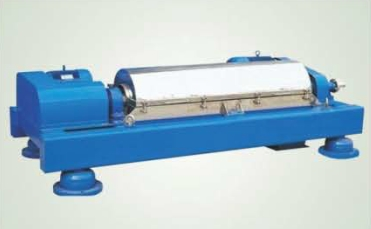 Horizontal Type Spiral Centrifugal Machine