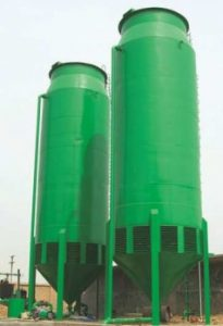 Ammonia Nitrogen Striping Tower