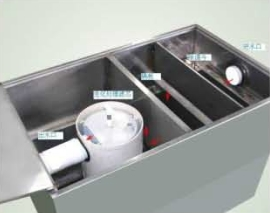 Oily Wasterwater Facility For Catering Industry